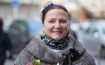 Нина Матвиенко обиделась на мужа в день их «золотой свадьбы»