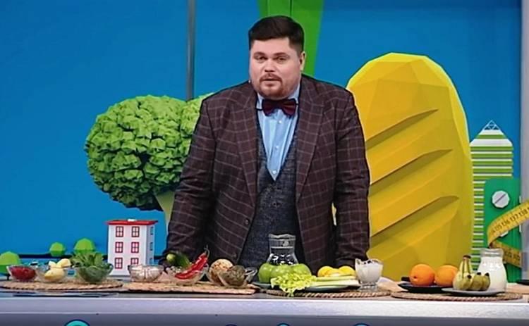 Полезная программа: в ток-шоу расскажут о продуктах для весеннего детокса