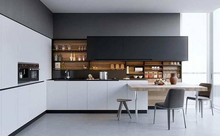Сучасні тренди в оформленні кухні