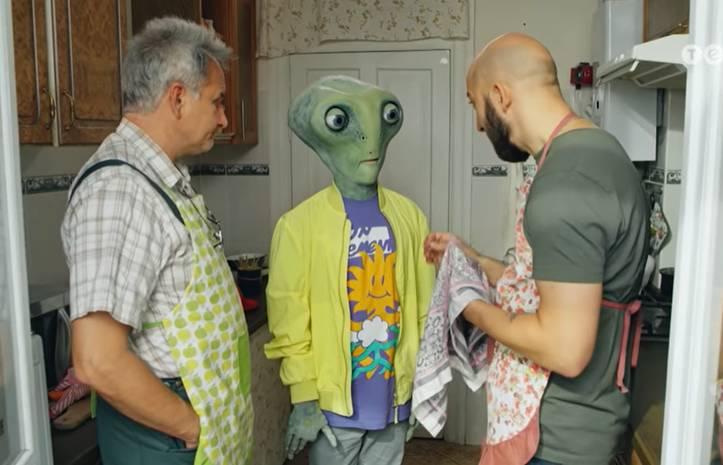 Пришелец-2: смотреть 8 серию онлайн (эфир от 15.04.2021)