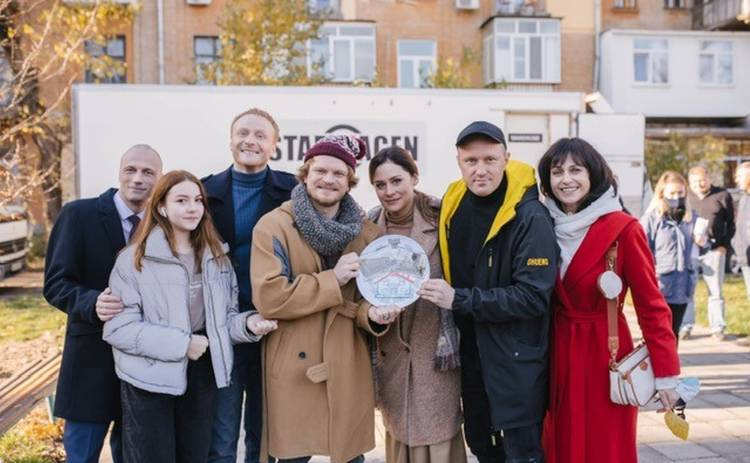Спасти маму: канал Украина покажет премьеру мелодрамы о бывших воспитанниках детдома