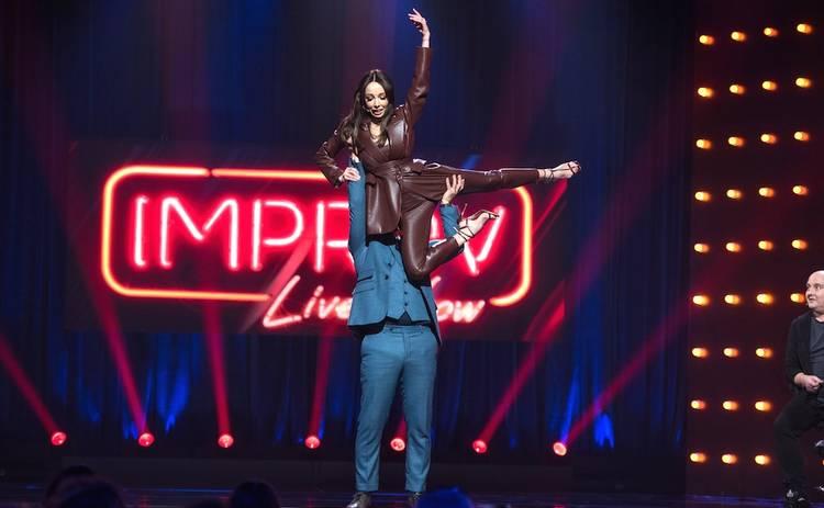Improv Live Show 2 сезон: смотреть 5 выпуск онлайн (эфир от 20.04.2021)