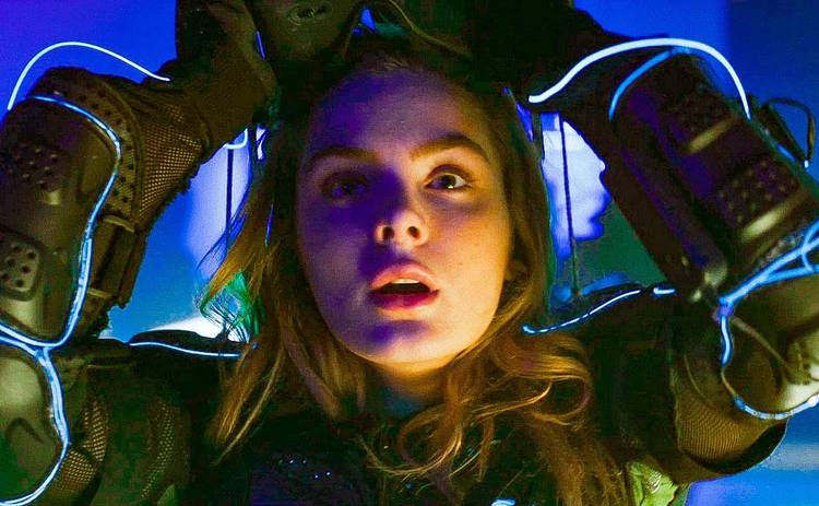 Netflix опубликовал трейлер фантастического фильма «Кислород»: смотреть онлайн