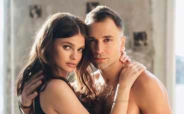 Макс Михайлюк и Дарья Хлистун впервые стали родителями