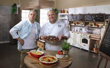 Готовим вместе. Домашняя кухня: смотреть онлайн 17 выпуск от 01.05.2021