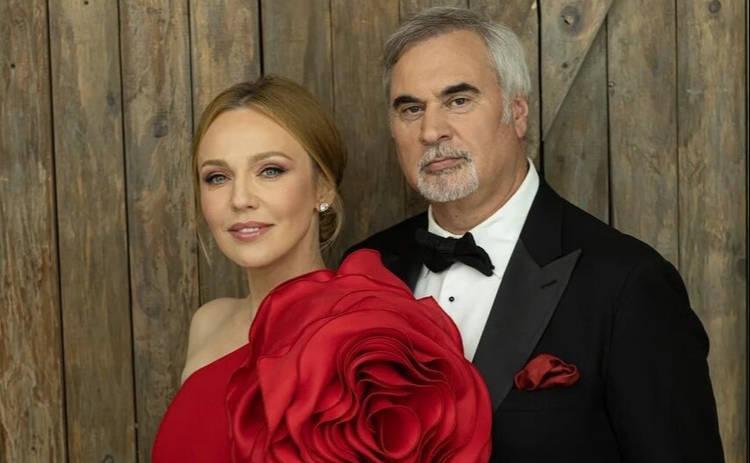 Валерий Меладзе и Альбина Джанабаева назвали новорожденную дочь необычным именем
