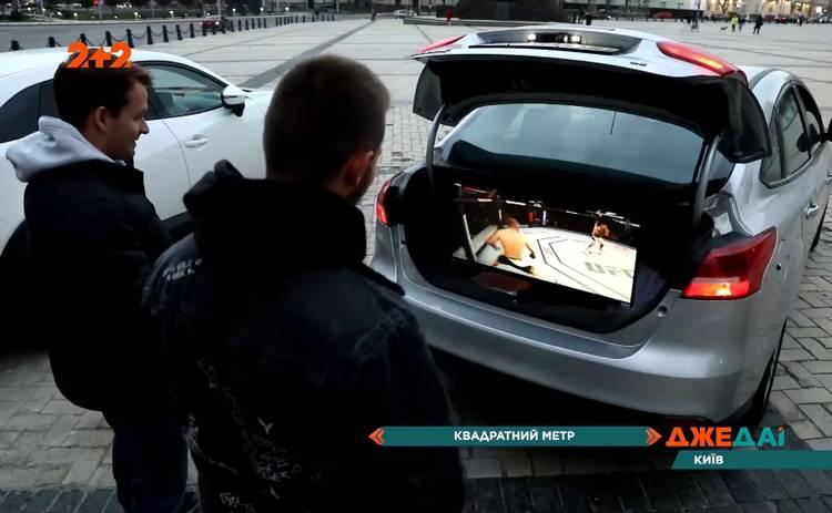 Может ли автомобиль полноценно заменить микроквартиру: ТОП-5 фактов о съемках эксперимента от Джедаев