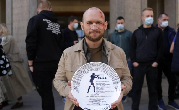 Брюс: кино по-голливудски – ICTV снимает новый боевик