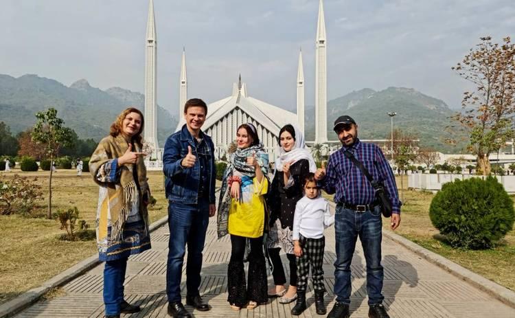 Мир наизнанку-12: Дмитрий Комаров расскажет правду, развенчав все интернет-мифы, о жизни женщин в Пакистане