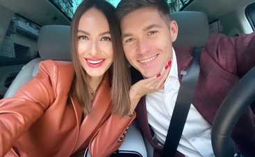 Владимир Остапчук с супругой Кристиной готовятся стать родителями
