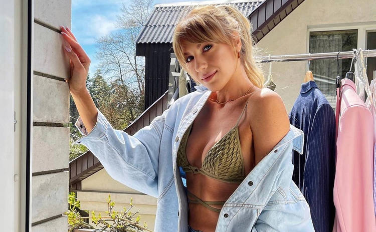 Леся Никитюк впечатлила поклонников точеной фигурой в купальнике: Будоражит фантазию