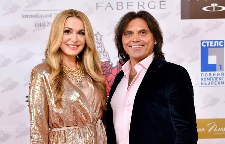 Ольга Сумская во второй раз вышла замуж за Виталия Борисюка ‒ фото со свадебной церемонии