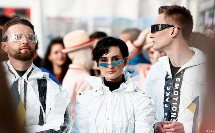Конкурс Евровидение-2021 официально открылся в Роттердаме
