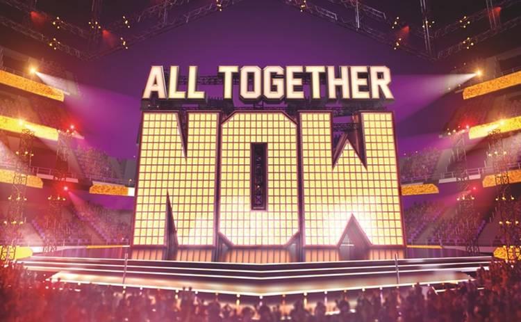 Канал Украина готовит уникальное шоу по формату All Together Now