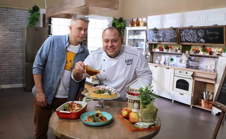 Готовим вместе. Домашняя кухня: смотреть онлайн 20 выпуск от 22.05.2021