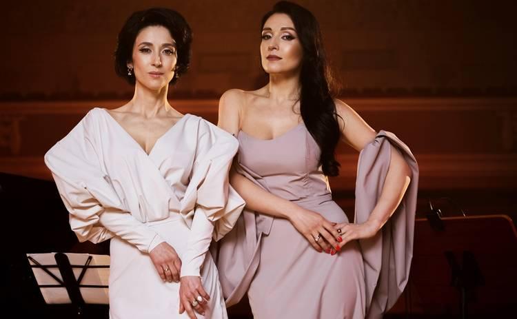 Анна и Ангелина Завальские презентуют концертную программу на идиш - видео