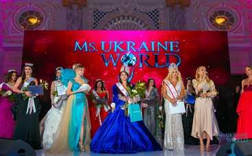 Названо имя главной Королевы, которая представит Украину на Ms. World International 2021