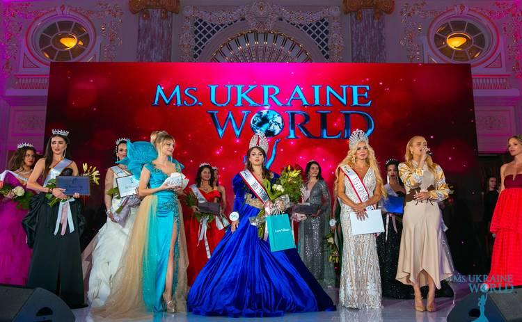 Ms. Ukraine World International 2021: Названо имя главной Королевы, которая представит Украину на Ms. World International