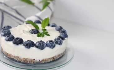 Йогуртовый торт для сладкоежек (рецепт)