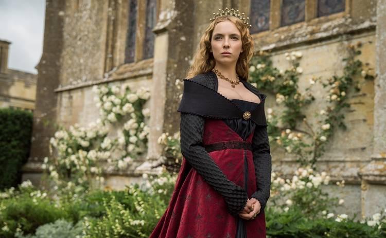 Джоди Комер о сериале «Белая принцесса»: Роль женщины в истории сильно недооценена