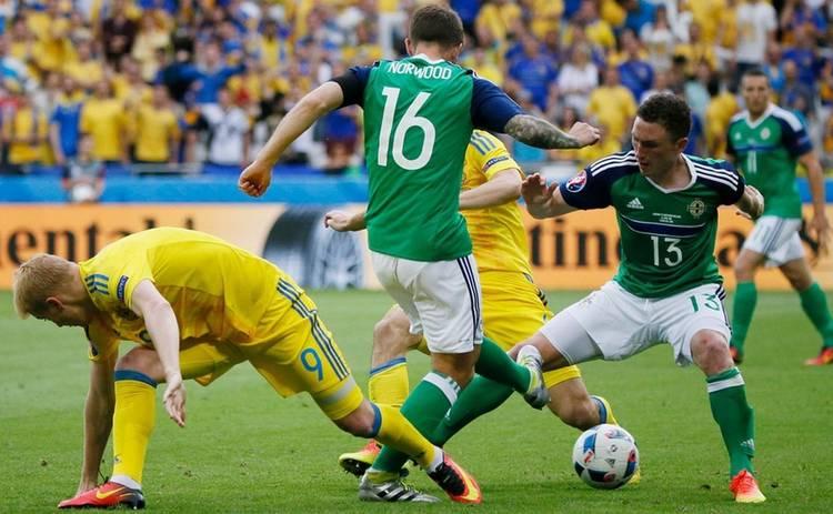 Украина — Северная Ирландия: где смотреть матч онлайн и по ТВ