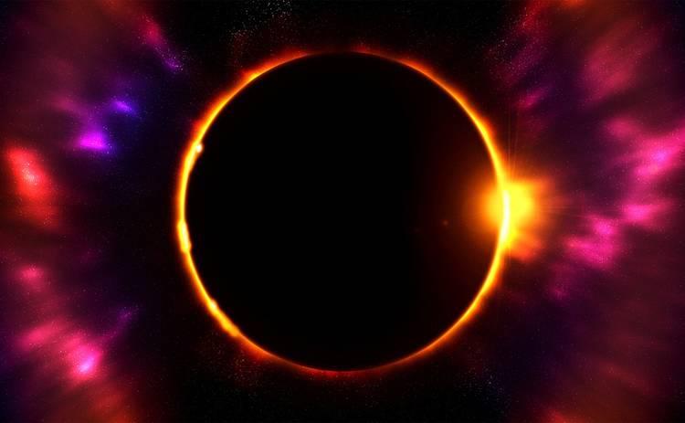 Украинцы смогут увидеть уникальное солнечное затмение