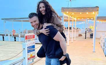 Девушка Михаила Заливако эмоционально отреагировала на слитую переписку возлюбленного и Леси Никитюк