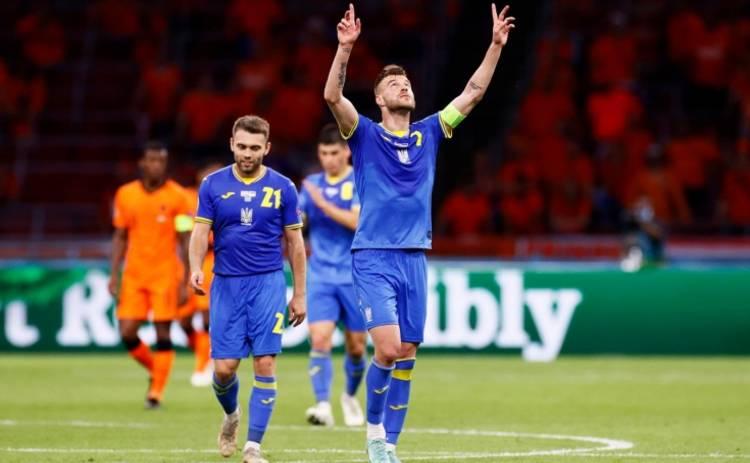 Где смотреть матч Украина — Северная Македония на Евро-2020