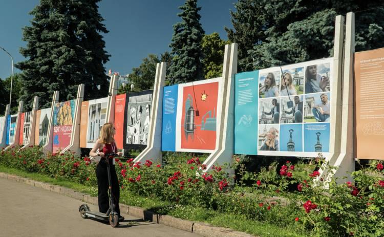 На ВДНГ появились работы украинских художников: арт-музей под открытым небом