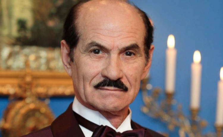 Григория Чапкиса похоронили на Байковом кладбище ‒ кадры прощания с хореографом