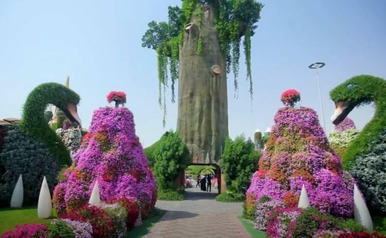 Орел и Решка. Земляне: ведущий побывал в саду чудес, где растет 50 миллионов цветов – фото