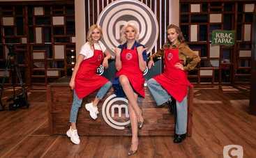 МастерШеф. СELEBRITY: знаменитые блондинки и брюнетки схлестнутся в кулинарном баттле