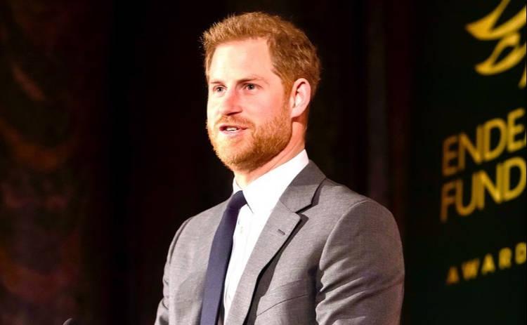 Принц Гарри рассказал о характере новорожденной дочери