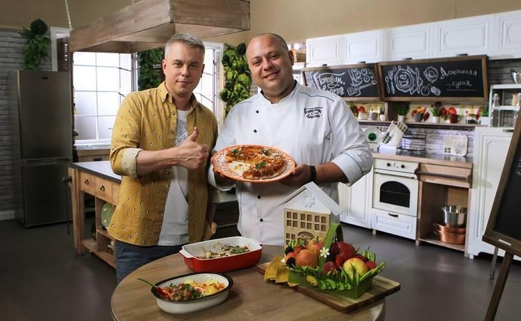 Готовим вместе. Домашняя кухня: смотреть онлайн 26 выпуск от 03.07.2021