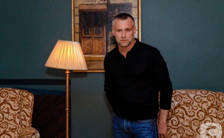 Звезда сериала Цветотерапия любви Дмитрий Лавров: Сыграть убийцу было сложно