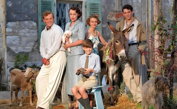 Моя семья и другие звери: на Интере – премьера сериала, который покорил даже королевскую семью