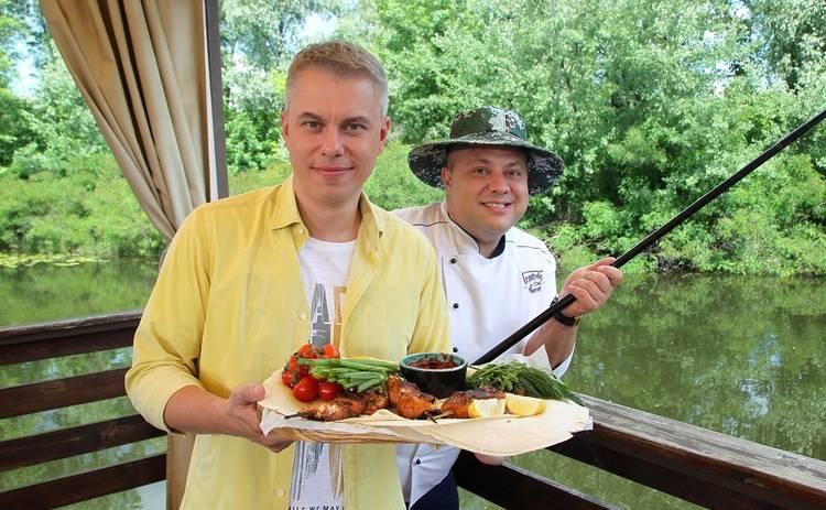 Готовим вместе: Рыба на гриле (эфир от 11.07.2021)