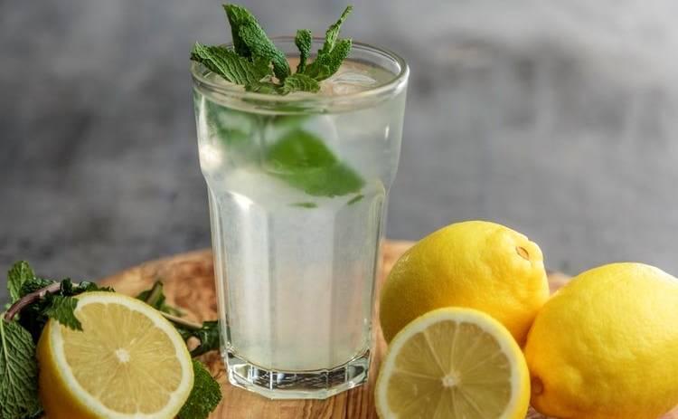 Простой рецепт домашнего лимонада от шефа