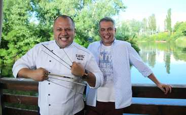 Готовим вместе: Блюда на гриле (эфир от 18.07.2021)