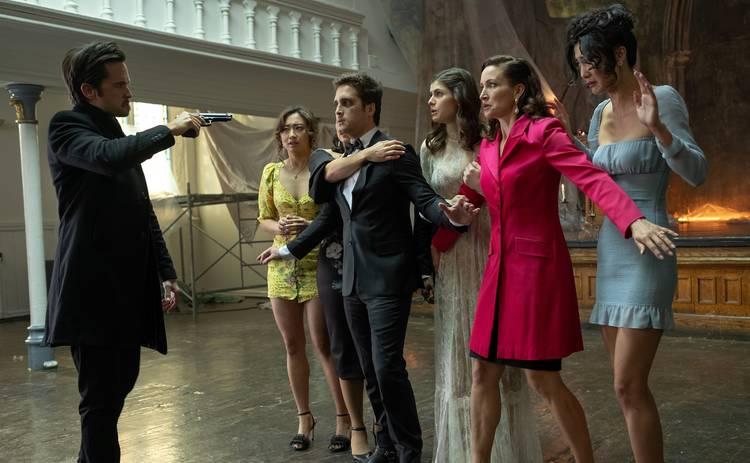 Любовь, страсть и стволы: боевик с элементами драмы стартует в кино