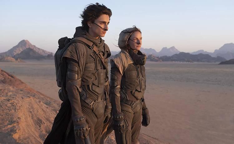 Смотреть онлайн трейлер фильма «Дюна»