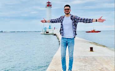 У кого більше?: Макс Узол и Оля Манько дали несколько советов для удачного отдыха в Одессе