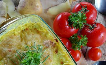 Цветная капуста под сыром в духовке (рецепт)