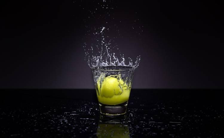 Медики: вода с лимоном тоже может навредить