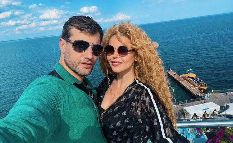 Алина Гросу откровенно рассказала о жизни с актером Романом Полянским