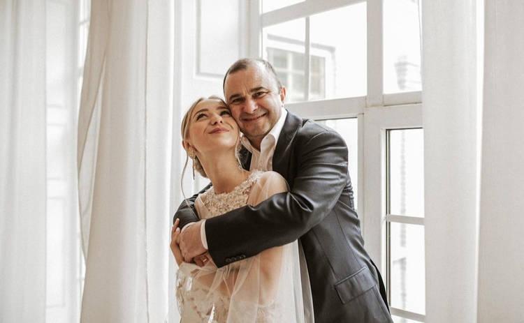 Виктор Павлик и Екатерина Репяхова крестили сына Михаила: трогательные фото с таинства