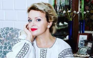 Ирма Витовская сменила имидж ради фильма с Адским Шефом