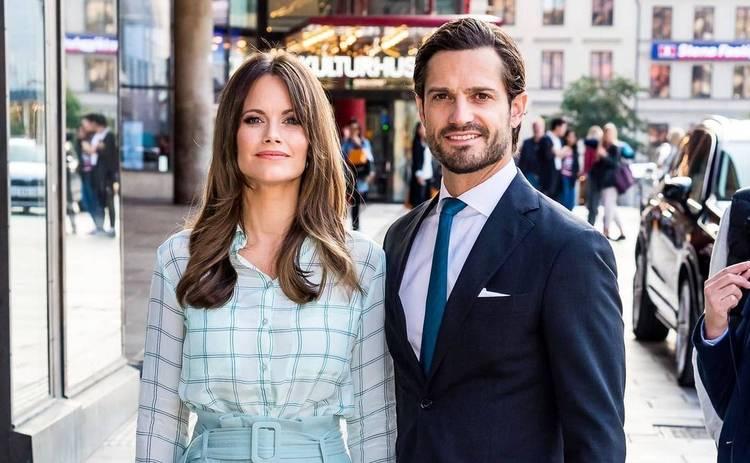 Принц Швеции Карл Филипп и принцесса София крестили третьего сына: подробности и фото