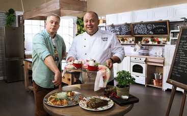 Готовим вместе. Домашняя кухня: смотреть онлайн 30 выпуск от 21.08.2021