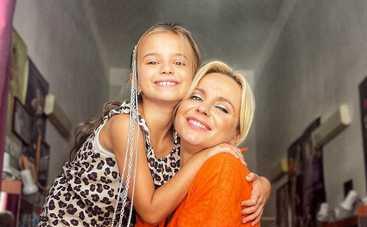 9-летняя дочь Лилии Ребрик ярко отпраздновала свой День рождения – фото